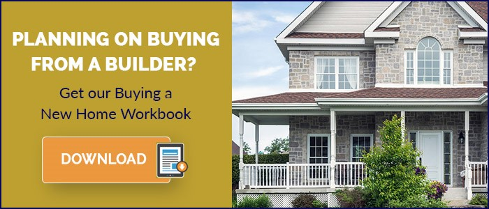 Buying from a Builder
